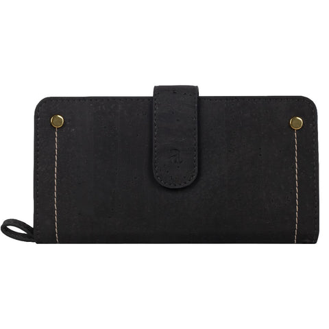 Kim Clutch Wallet - Black