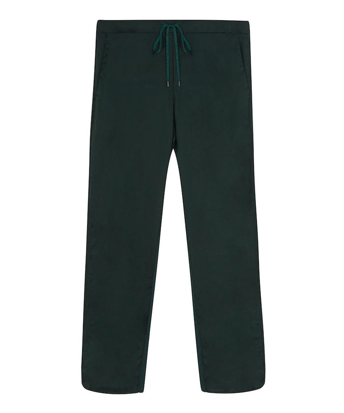Barban Pyjama Pants - Green