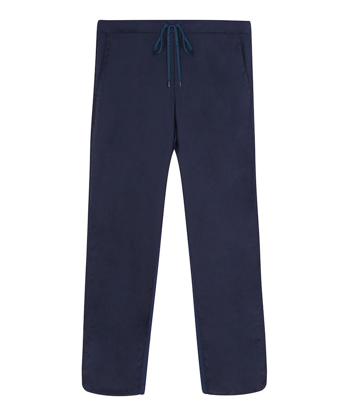 Barban Pyjama Pants - Blue