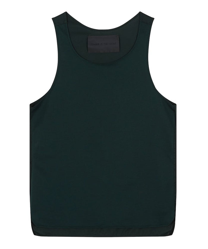 Collis Tank - Green