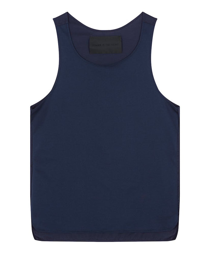 Collis Tank - Blue