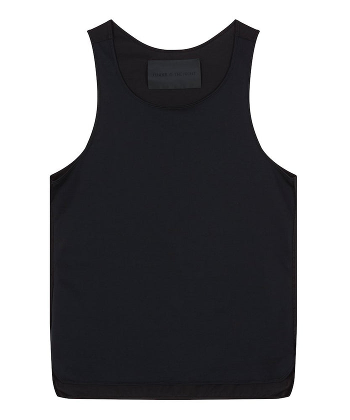 Collis Tank - Black