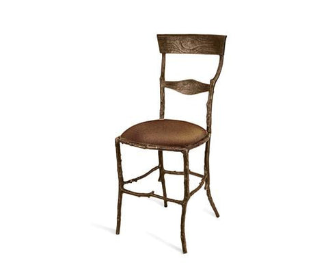 ENCH. FOREST CHAIR COPPER - La Perla Home in Montrose CA