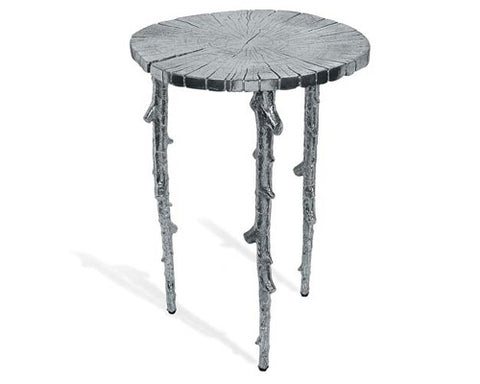 ENCH. FOREST SIDE TABLE POL - La Perla Home in Montrose CA