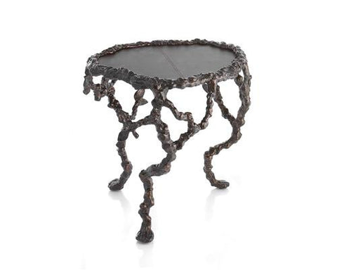 SLEEPY HOLLOW ACCENT TABLE - La Perla Home in Montrose CA
