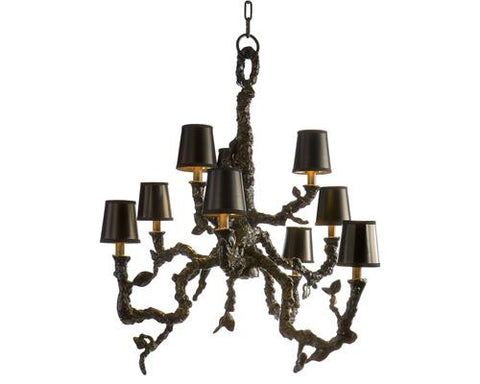 SLEEPY HOLLOW CHANDELIER - La Perla Home in Montrose CA