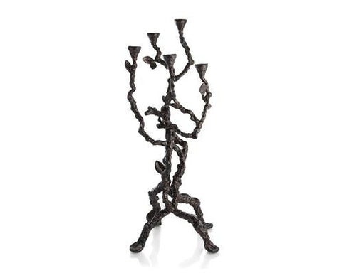 SLEEPY HOLLOW TABLE CANDELABRA - La Perla Home in Montrose CA