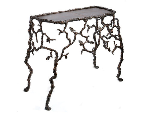 SLEEPY HOLLOW CONSOLE TABLE - La Perla Home in Montrose CA