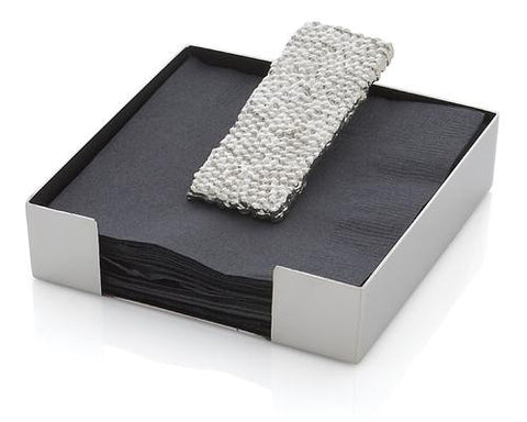 New Molten Cocktail Napkin Holder - La Perla Home in Montrose CA
