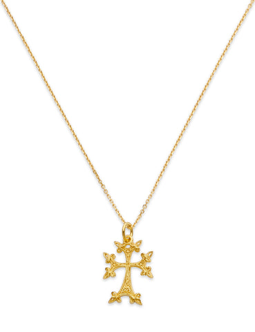 Armenian Cross Necklace