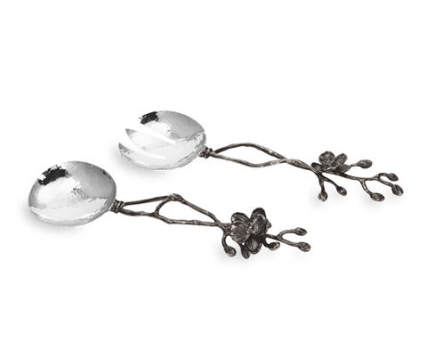 Black Orchid Serving Set - La Perla Home in Montrose CA