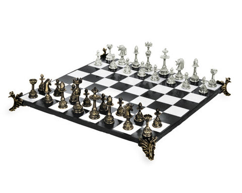 Chess Set - La Perla Home in Montrose CA