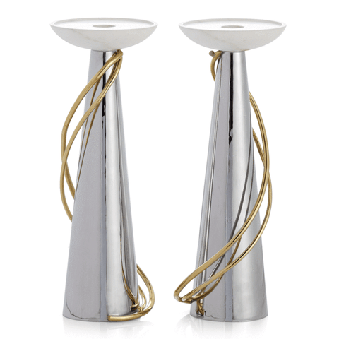Calla Lily Candleholders