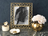 Heart Frame 8x10 - Gold