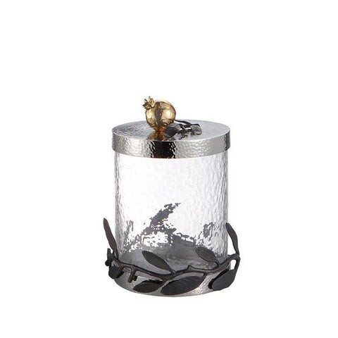 Pomegranate Canister Small