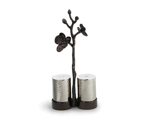 Black Orchid Salt & Pepper - La Perla Home in Montrose CA
