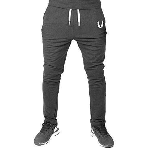 YUNY Mens Solid Back Cotton Work To Weekend Elastic Waist Sweatpant Black XS