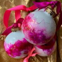 Pink Baubles