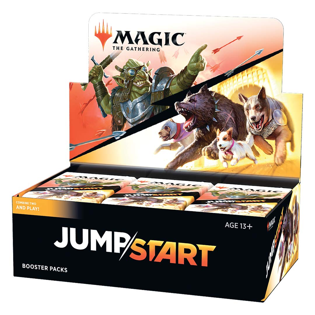 Jump Start Sealed Product