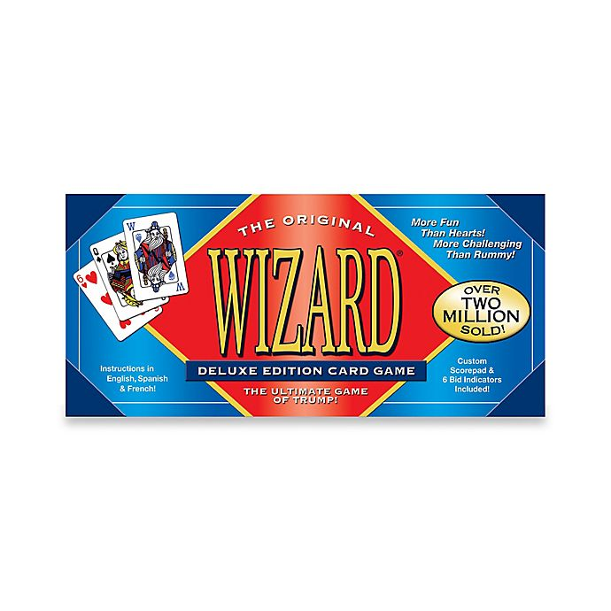Wizard: the card game Deluxe edition