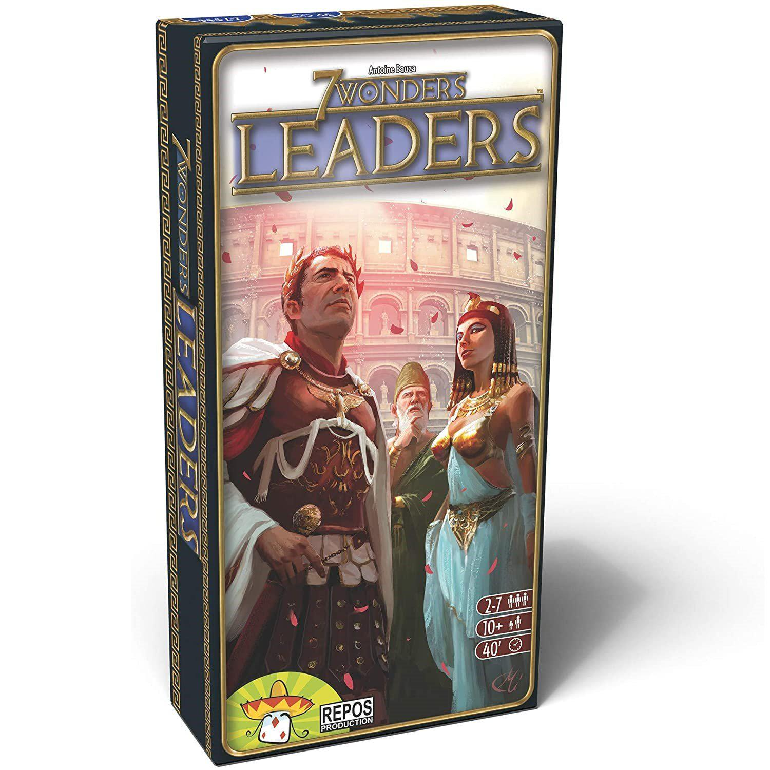 7 Wonders: Leaders - The Sword & Board