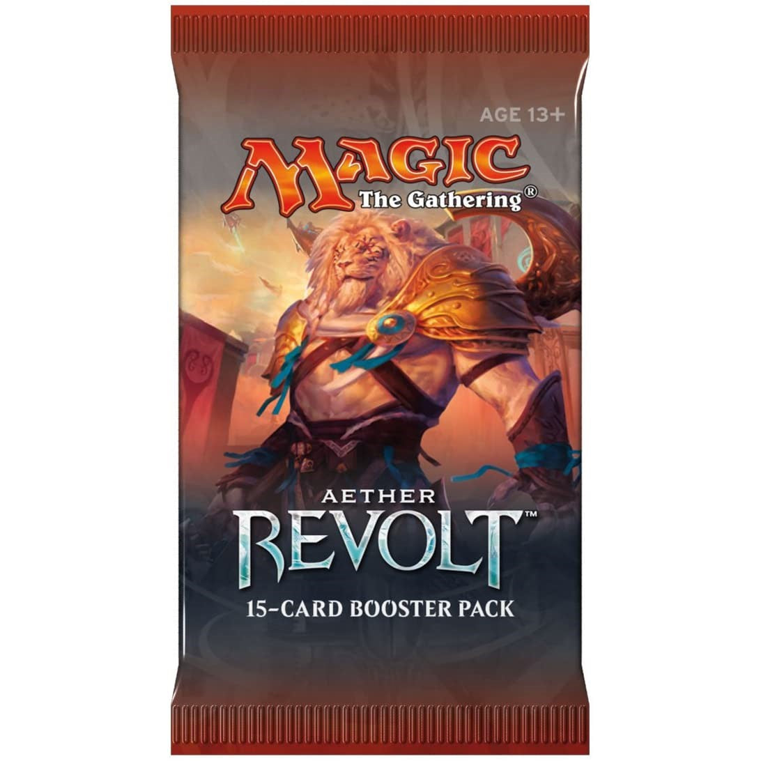 Aether Revolt Sealed Product
