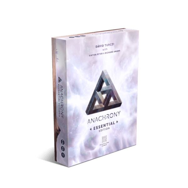 Box Art for Anachrony Essential Edition