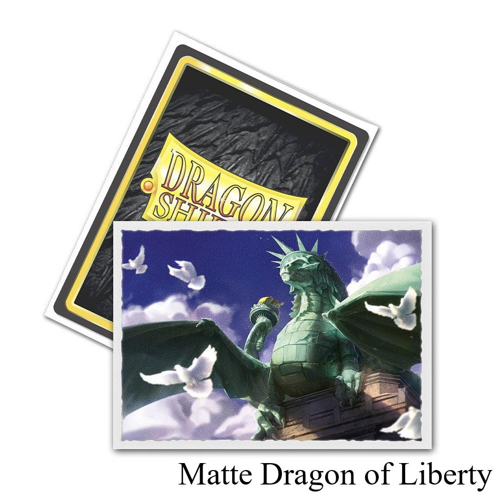 Dragon Shield Card Sleeves - Art
