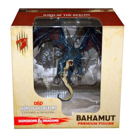 D&D Icons of the Realms: Bahamut Premium Figure