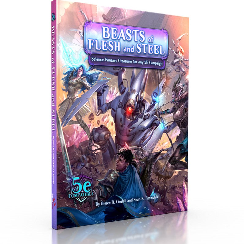 Beasts of Flesh and Steel 5E
