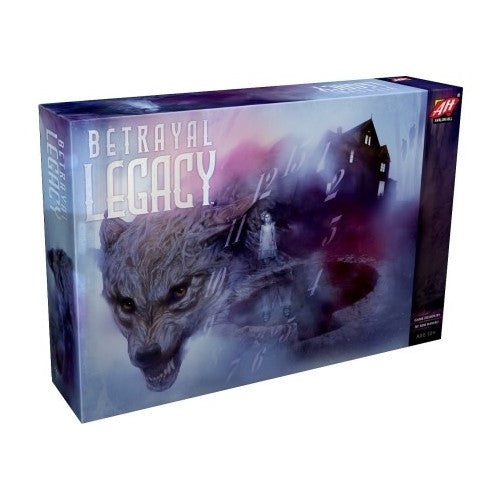 Box Art for Betrayal Legacy