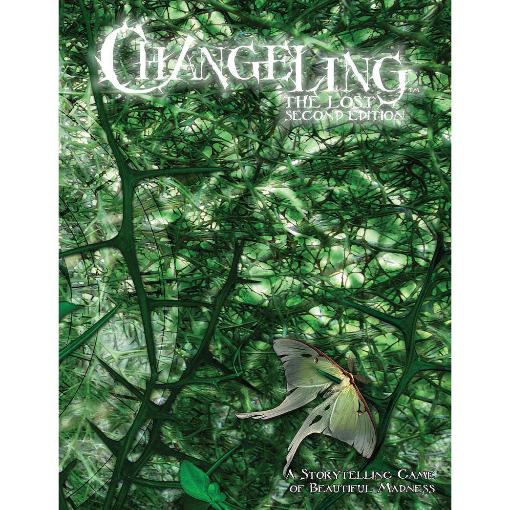 Changeling the Lost Second Edition Cover Art