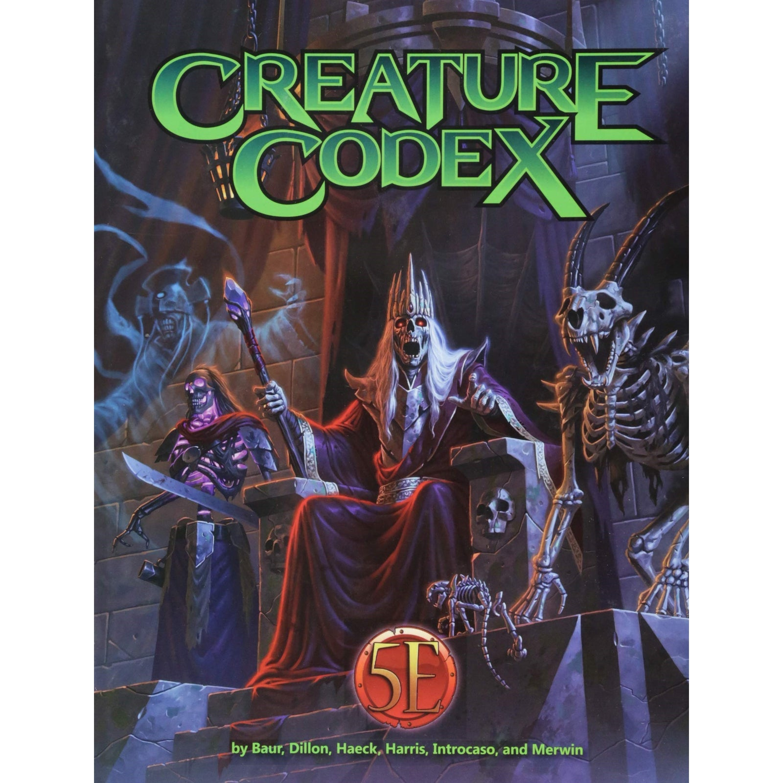 Creature Codex 5E