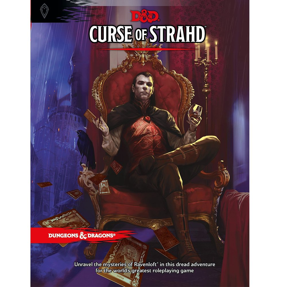 Dungeons and Dragons Curse of Strahd
