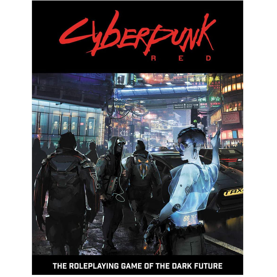 Cyberpunk Red (Core Rulebook)