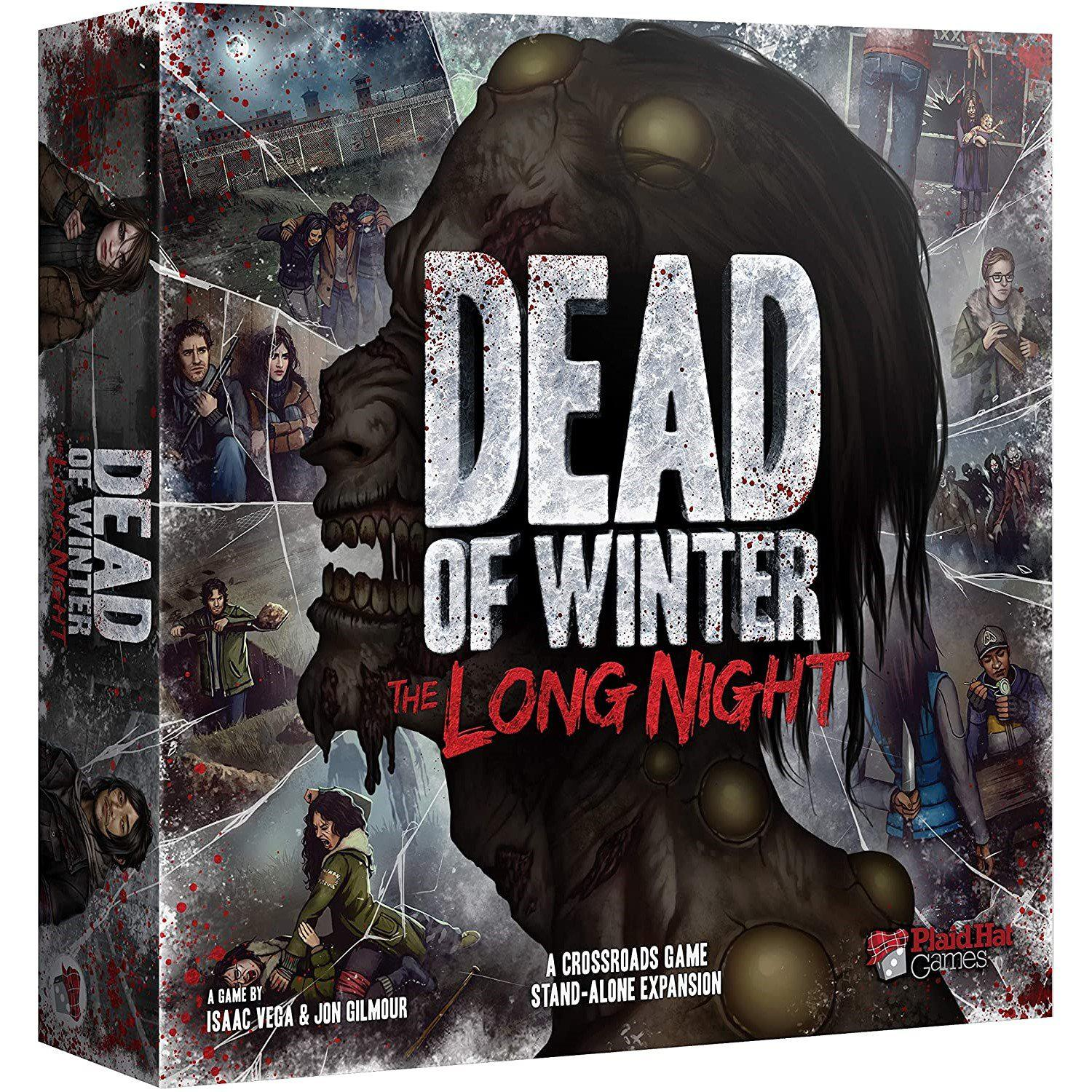Dead Of Winter  - The Long Night (English) - The Sword & Board
