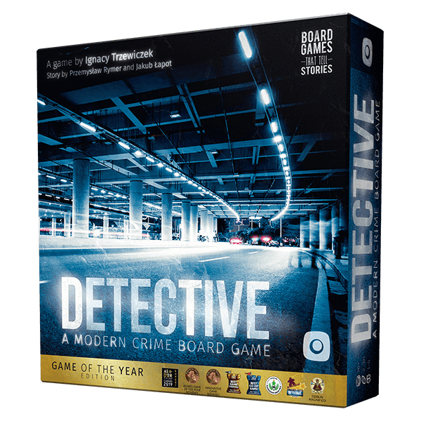 Detective: Game of the Year Edition