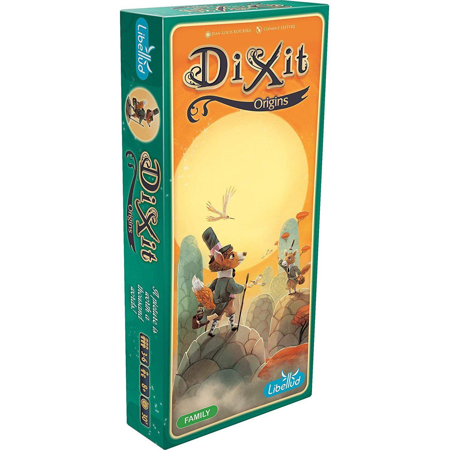 Dixit Origins (Expansion)