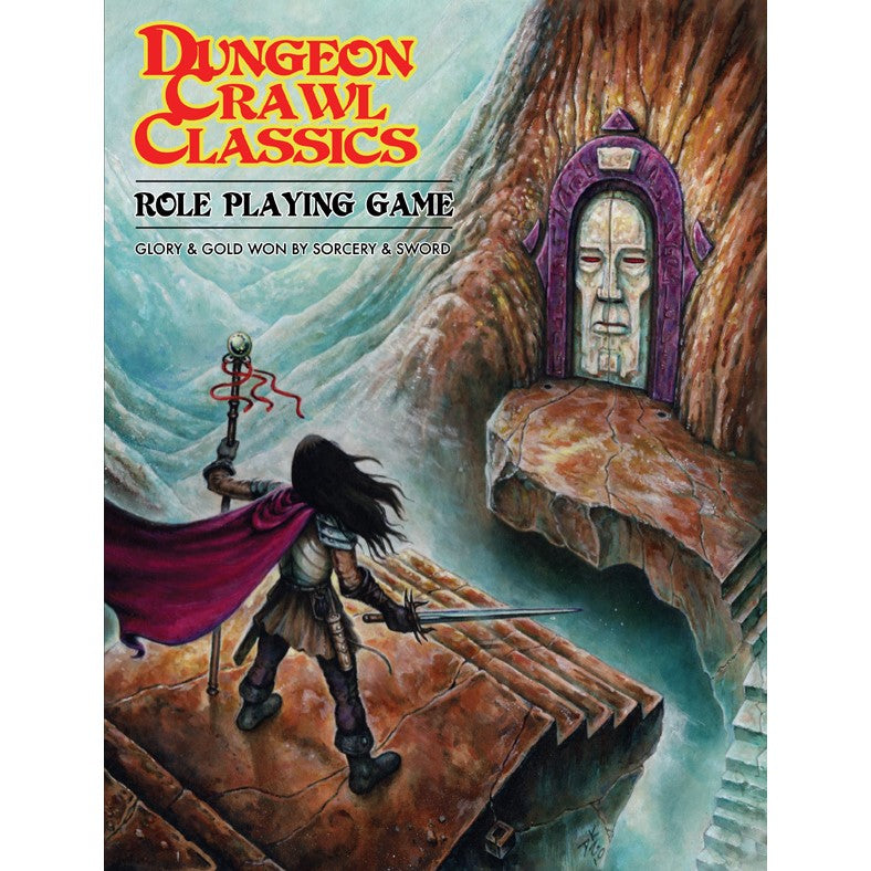 Dungeon Crawl Classics Core Book Hardcover