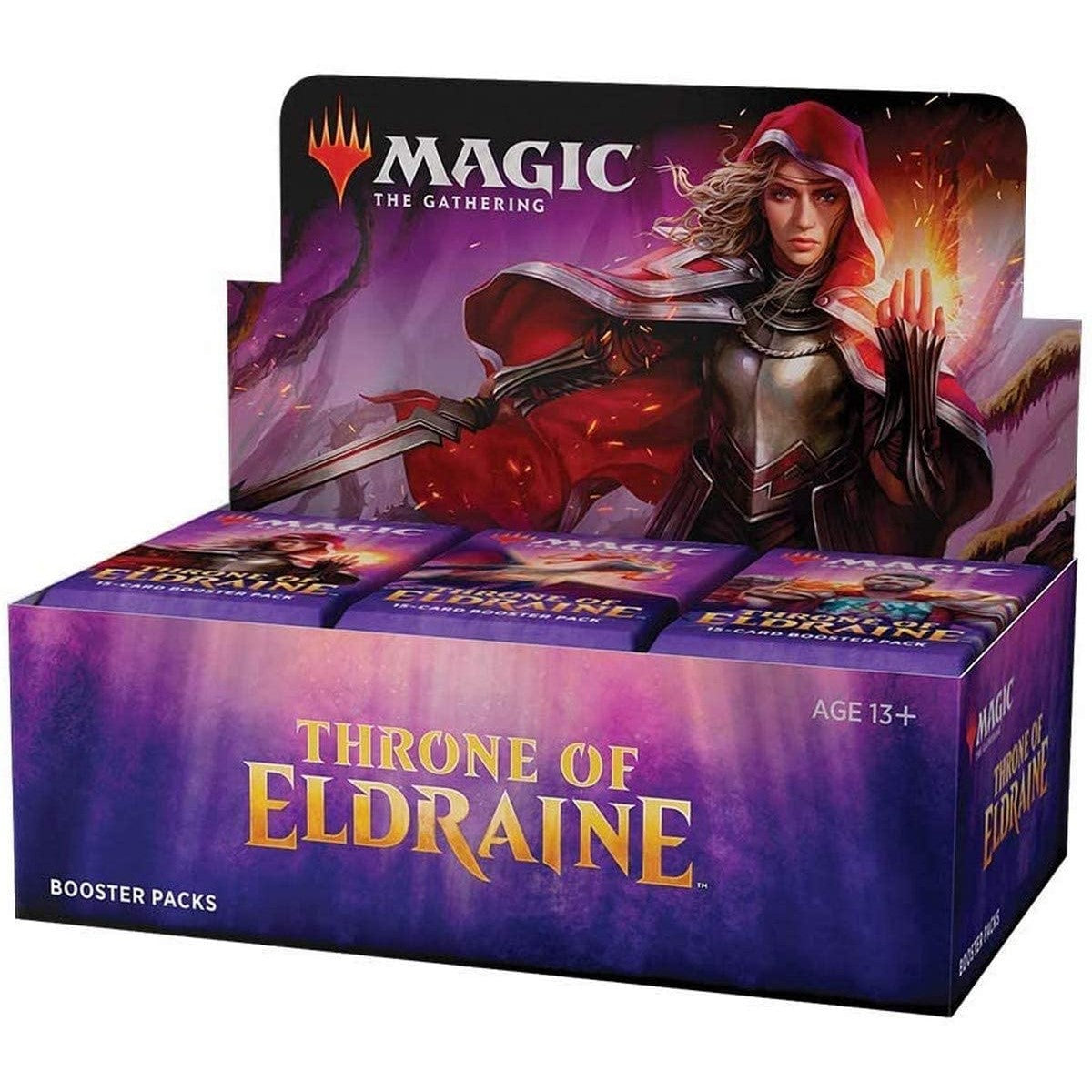 Throne of Eldraine Sealed Product