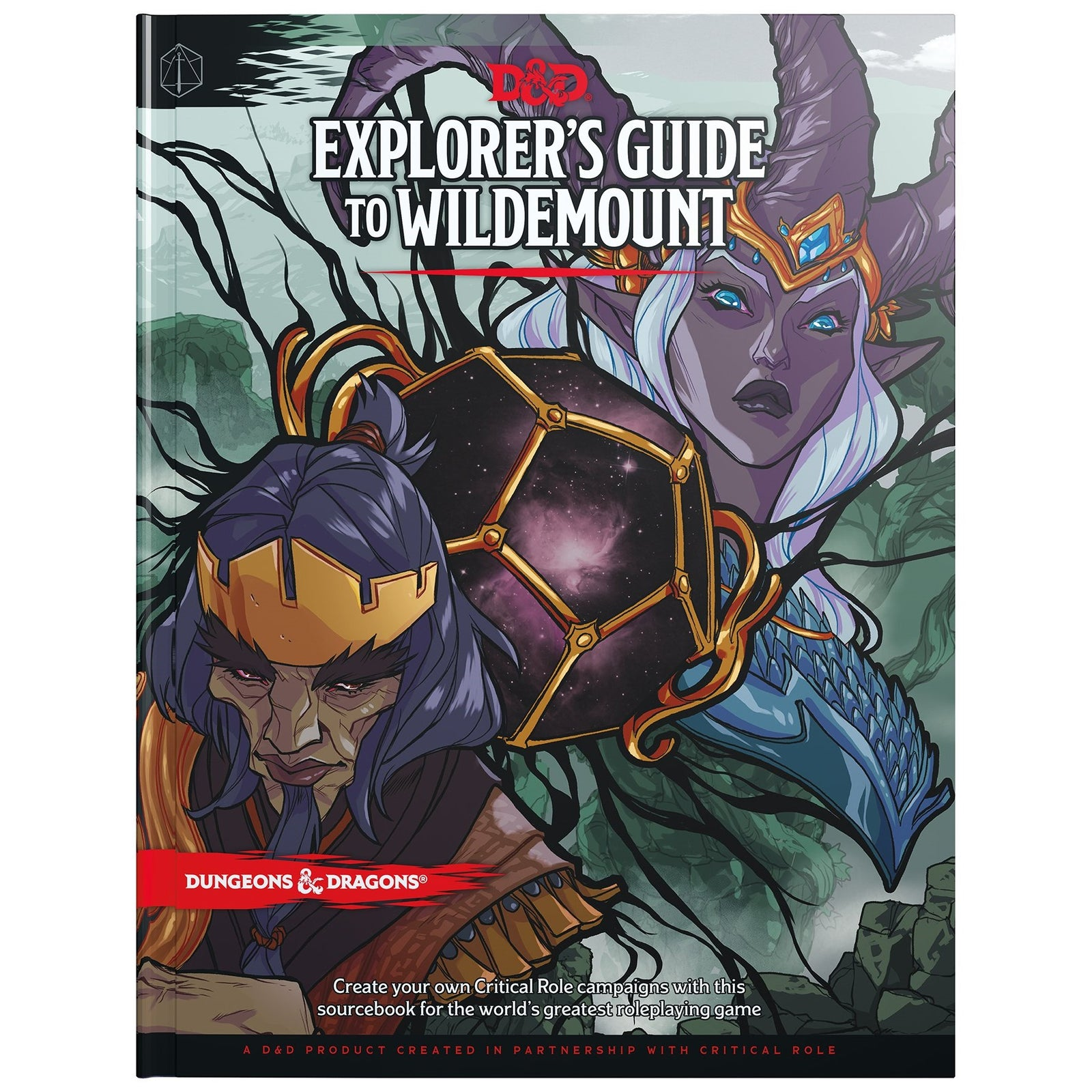 Dungeons and Dragons: Explorers guide to Wildmount