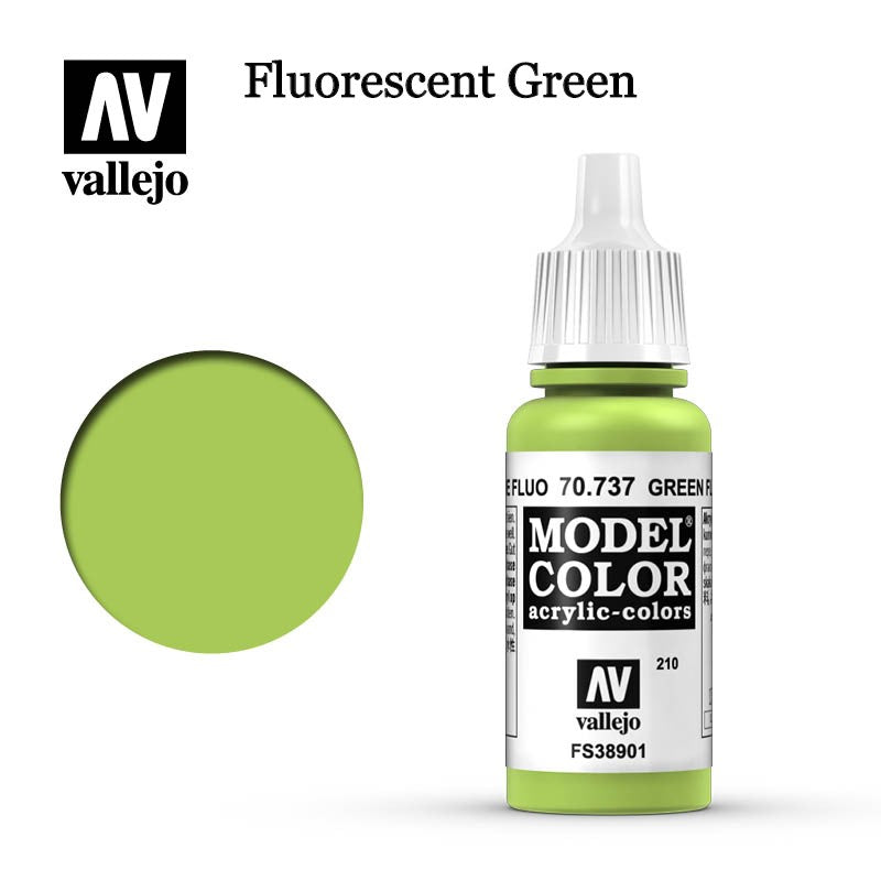 Vallejo Fluorescent