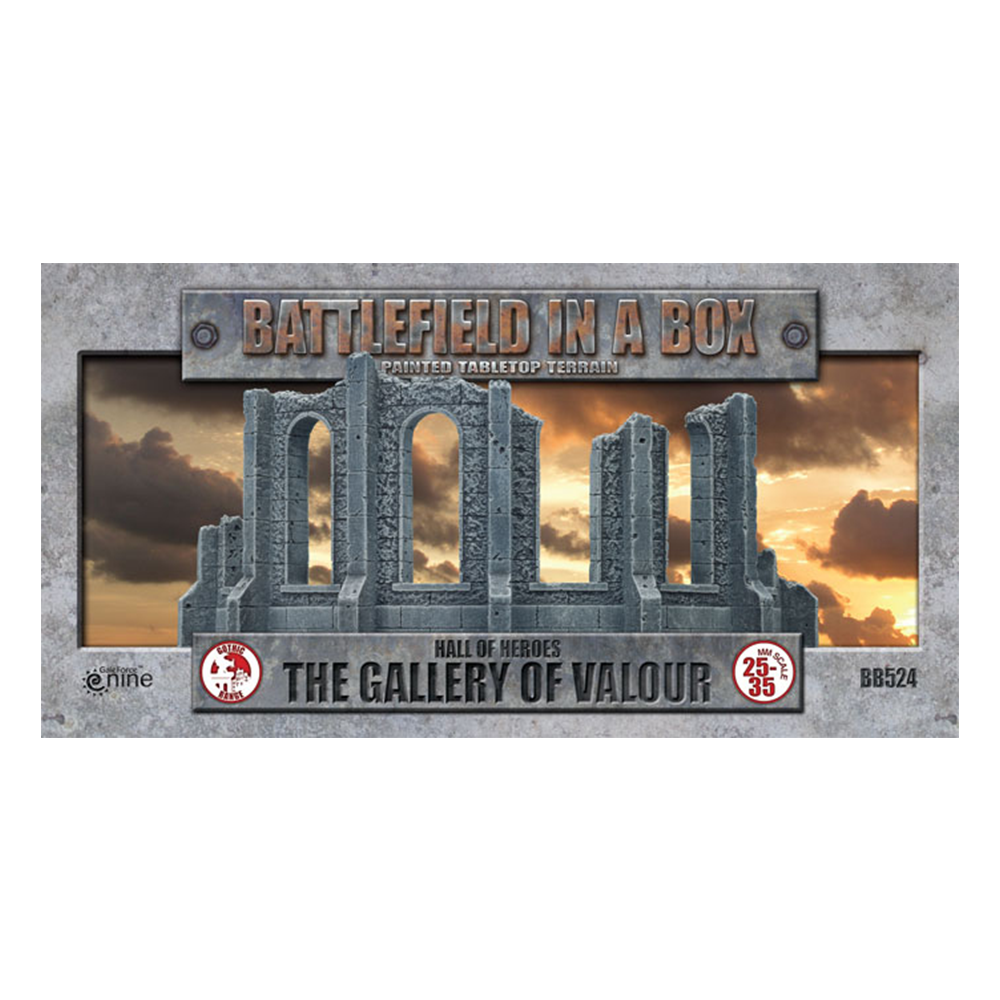 Gothic Battlefields - Gallery of Valour