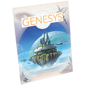 Genesys Game Master's Screen for all settings