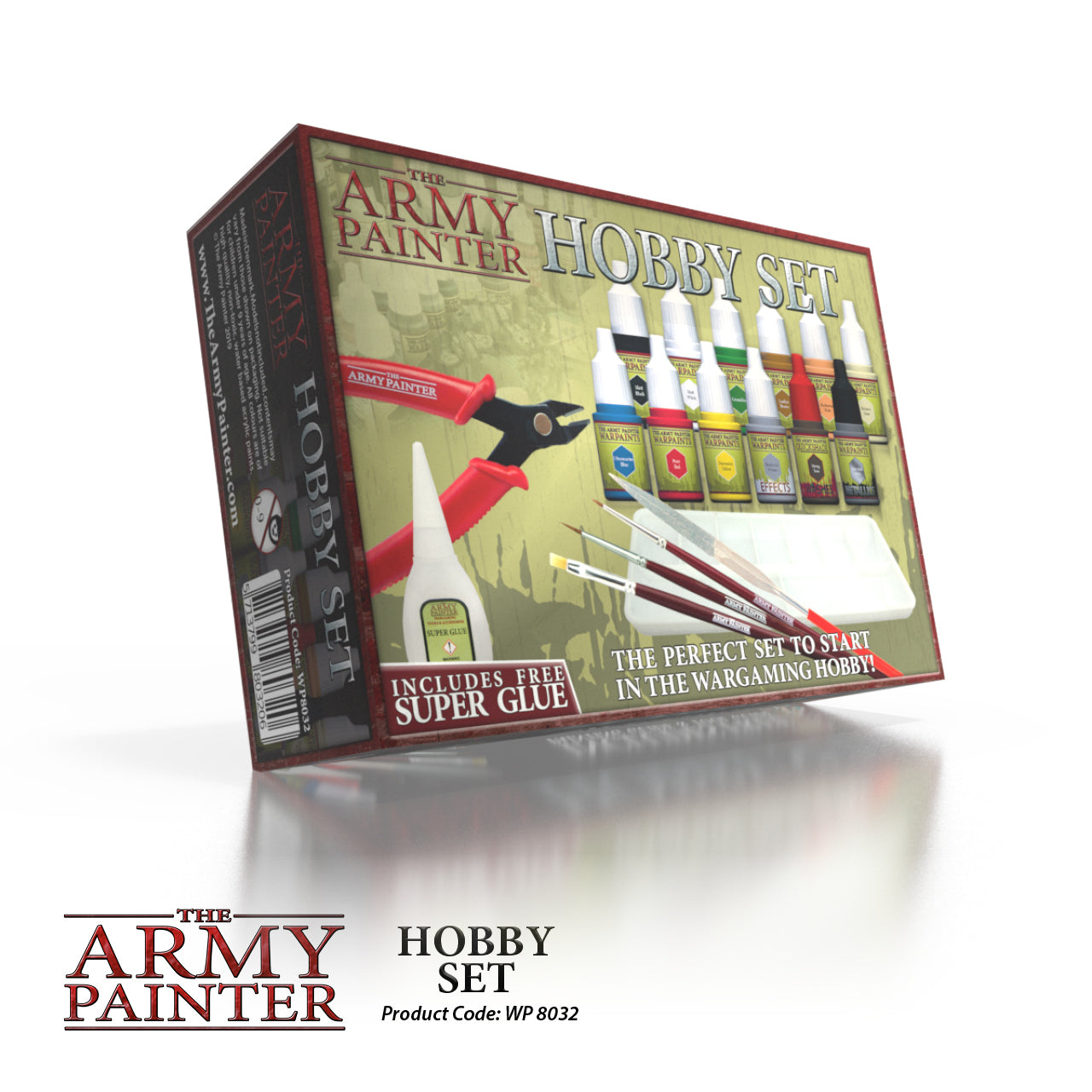 Army Painter Hobby Set
