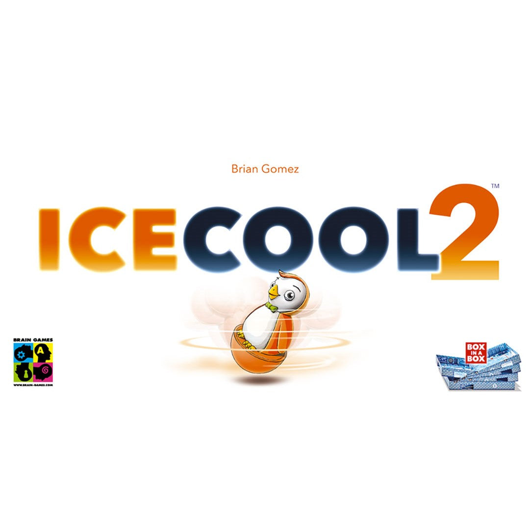 Box Art for IceCool 2