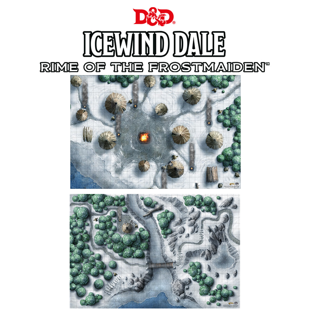 Icewind Dale Encounter Map Set