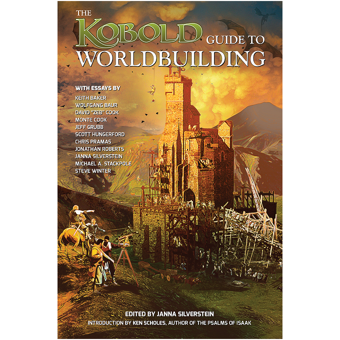 Kobold Guide to World Building