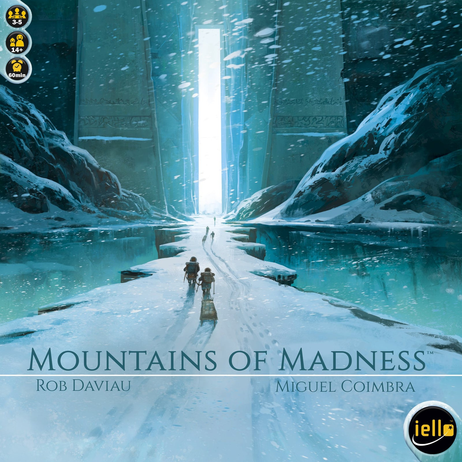 cover art for Mountains of Madness