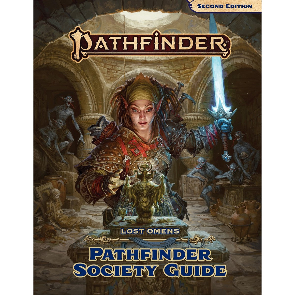 Pathfinder 2E: Lost Omens - Pathfinder Society Guide